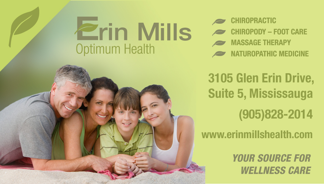 Erin Mills Optimum Health