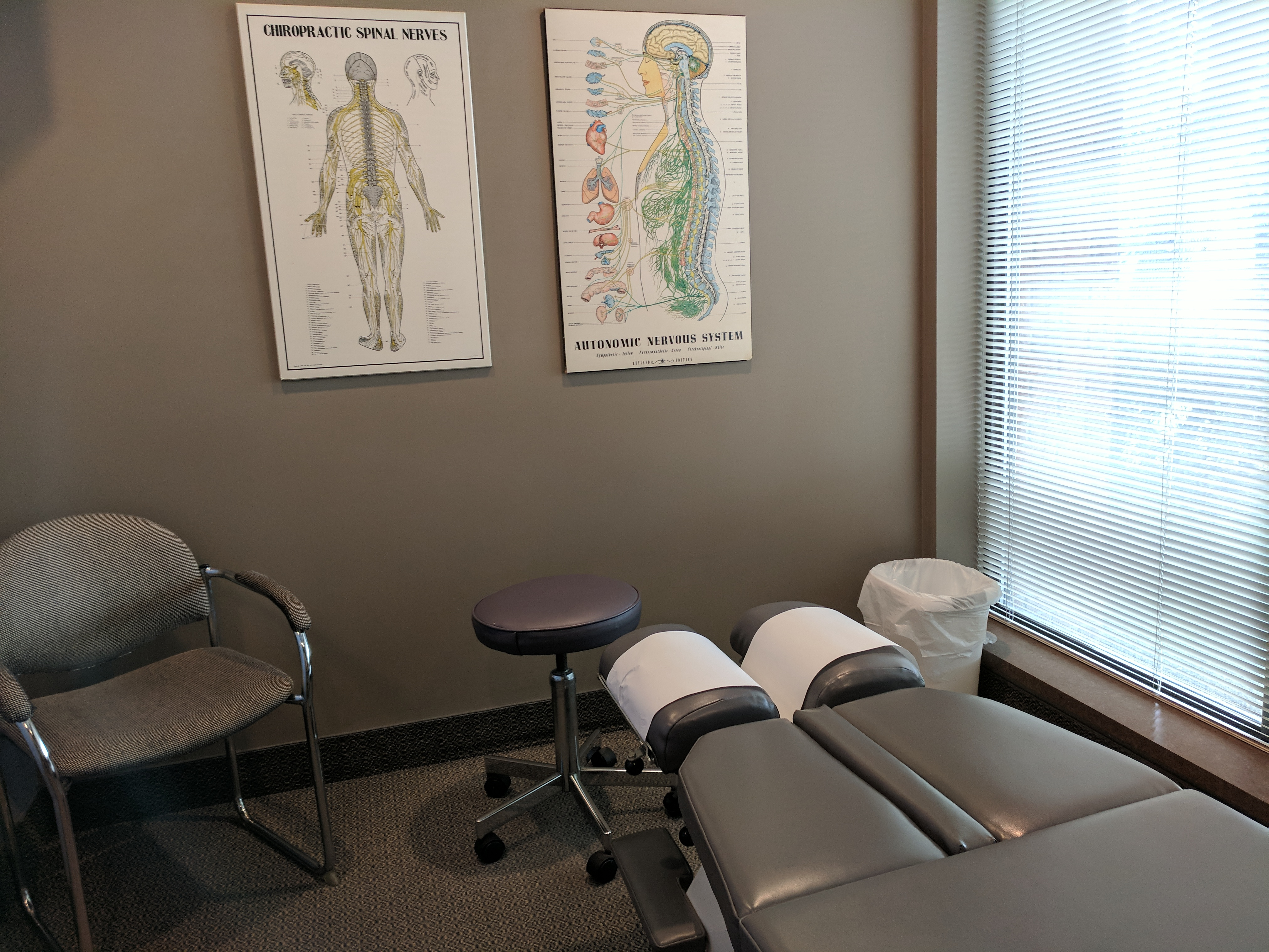 manual chiropractic or traditional chiropractic table in mississauga