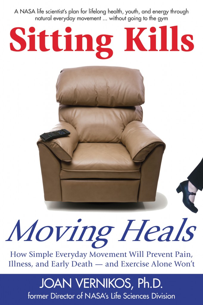 Sitting Kills Moving Heals book cover