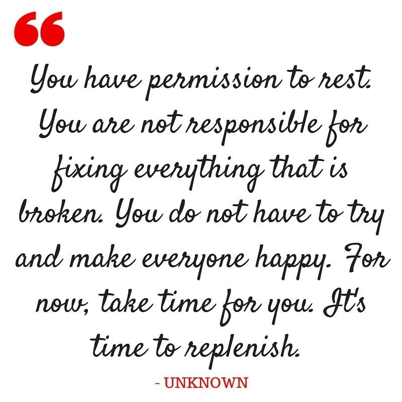 take-time-for-you-quote