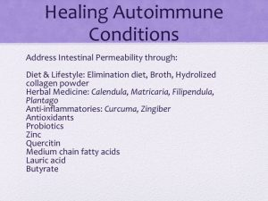 healing autoimmune conditions slide