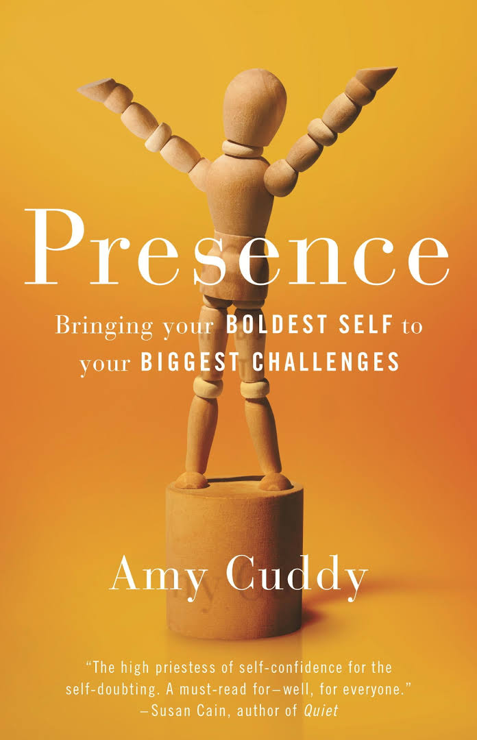 presence title page