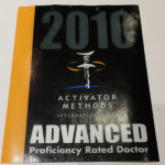 Activator Advanced Proficiency Rated Doctor 2010 Dr. Peever